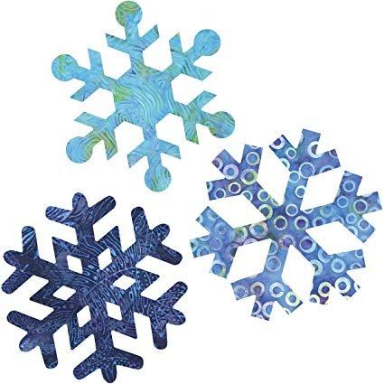 GO! Snowflakes - 7