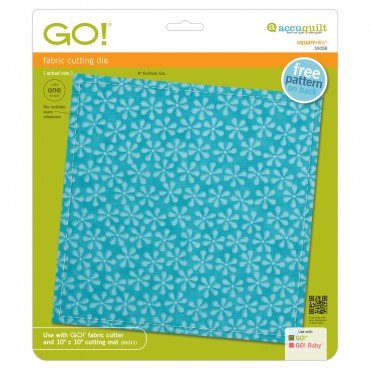 Accuquilt GO! Square - 8-1/2 (8 Finished) 55058