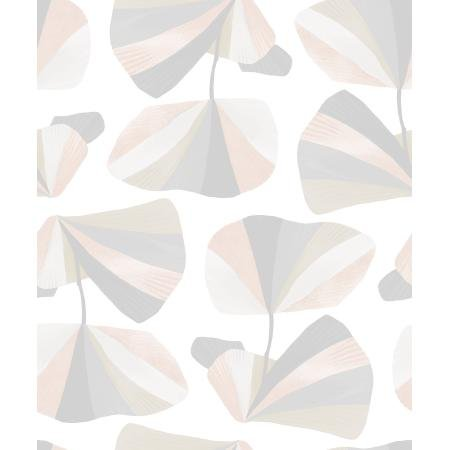 In Bloom -  Soft White Fabric ST100-S07