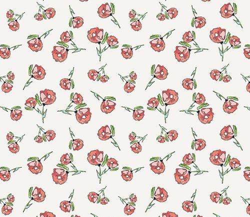 Wild Bloom - Lively Rosebuds Crystal - WBL-22033