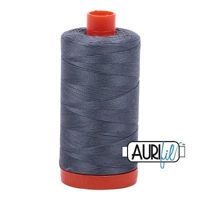 Aurifil 1246 50wt 1422yd Grey