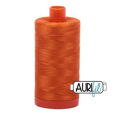 Aurifil 2150 50wt 1422yd Pumpkin