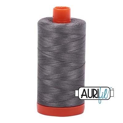 Aurifil 5004 50wt 1422yd Grey Smoke