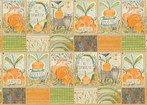 Autumn Bounty Panel - Blend Fabrics  112.119.02.1