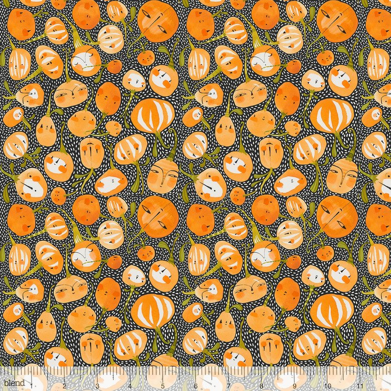 Autumn Pumpkin Party Black  112.119.03.1