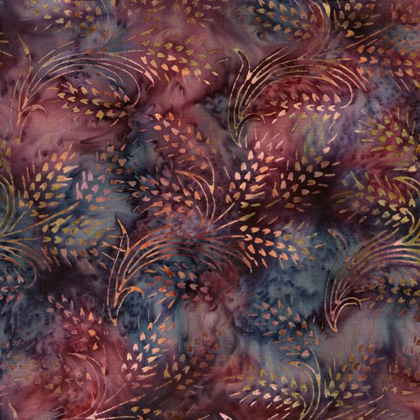 Island Batik - Wheat Cotton Candy