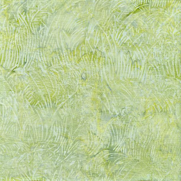 Island Batik - Grass Sprout