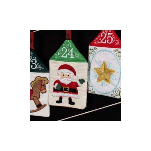 OESD Merry & Bright - 31 Days to Stitch, Turn & Celebrate