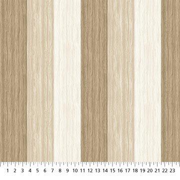 The View From Here - Whitewash Woodgrain Strip 23425-12