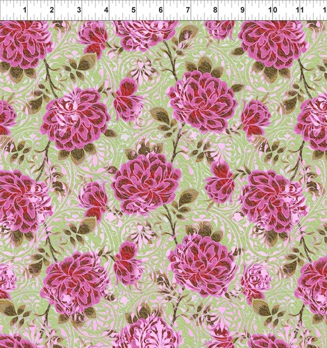 Pastiche - Rose Vine - pink