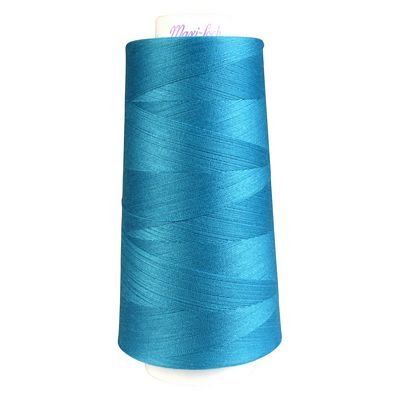 Maxi Stretch 35wt Thread 2000yd Radiant Turquoise
