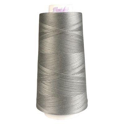 Maxi Stretch 35wt Thread 2000yd Light Grey