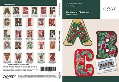 OESDIlluminated Christmas 60055CD