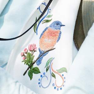 Bluebird Gathering by Jackie Robinson CD - OESD