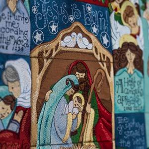 Nativity Story by Krista Hamrick  80118CD