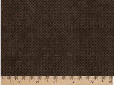 Essentials - dk Brown grid 229