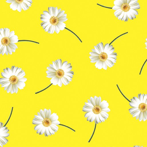 Oops a Daisy Yellow