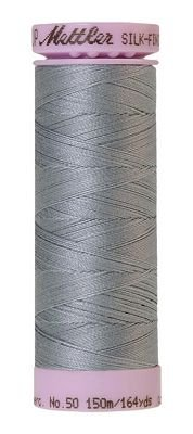 Silk Finish 0042 50wt 164yds Ash Blue