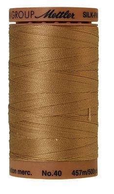 Silk Finish 40wt 9135-0285 500yd Caramel Cream