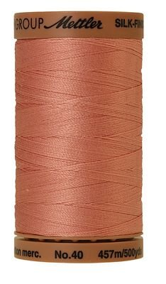 Silk Finish 40wt 9135-0637 500yd Antique Pink
