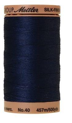 Silk Finish 40wt 9135-0825 500yd Navy