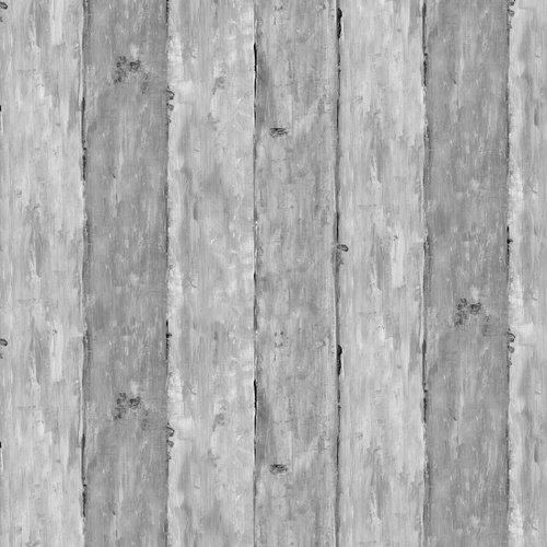 Chicken Scratch - Wood Gray