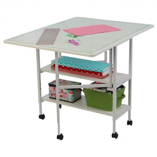 Arrow Fold-Away Cutting Table