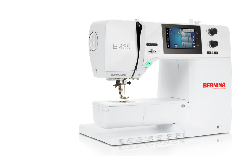 Judy Special:  Bernina 435 Sewing Machine and Judy Cabinet by Arrow
