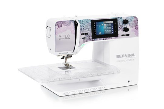 Bernina 480 SE 2020