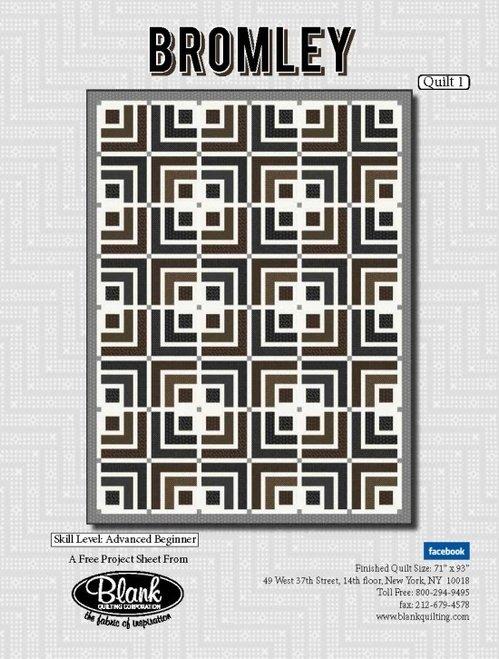 Bromley Quilt Pattern