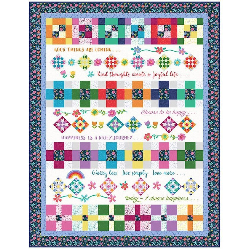 Choose To Be Quilt Kit