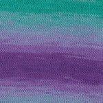 Pendenza - Purple/Teal Mix 100% Cotton 100g 0778-5