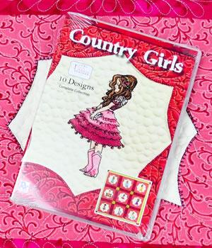 Country Girls by Debbie Hofhines