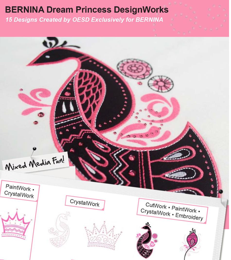 OESD Dream Princess Design Works