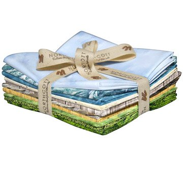 Naturescapes Collection - Fat Quarter Bundle 42