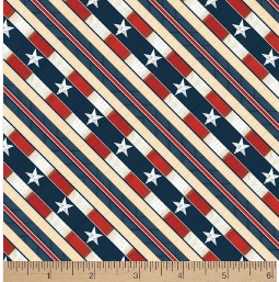 Heritage - Stars and Stripes Diag.