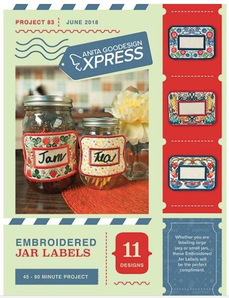 Jar Labels - Anita Goodesign