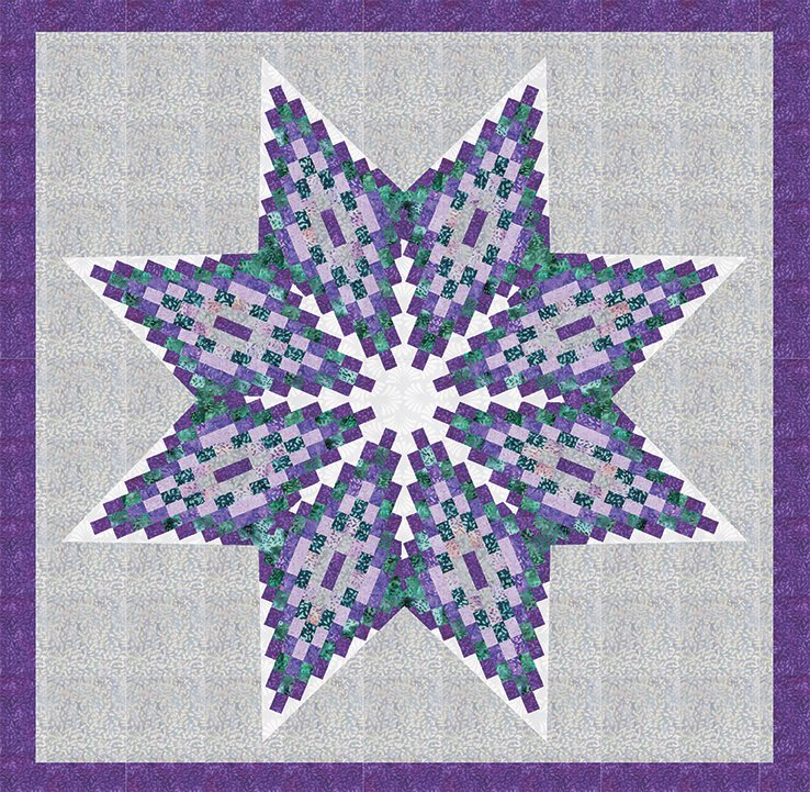 Madison's Star - free download pattern