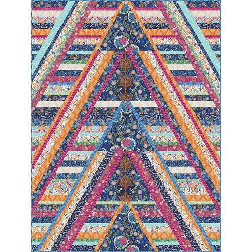 Magic Carpet Quilt Kit
