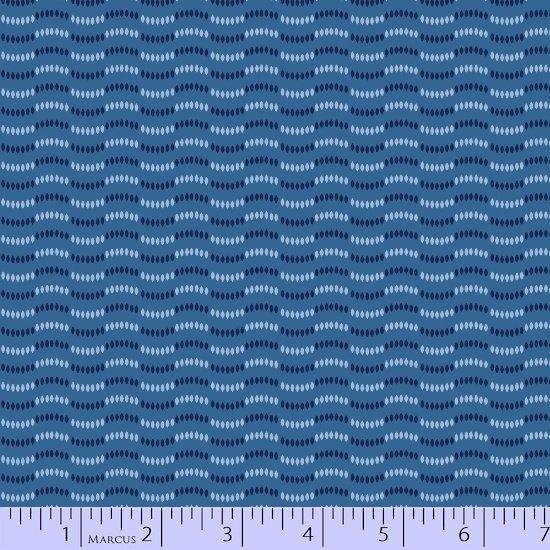 MF Blue Wave Dot
