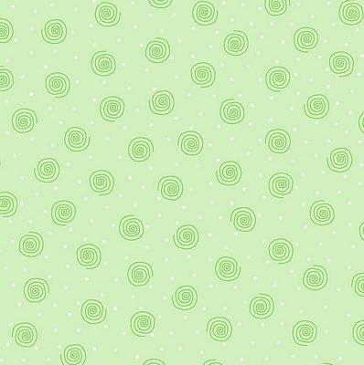 Flannel - Comfy Prints Green