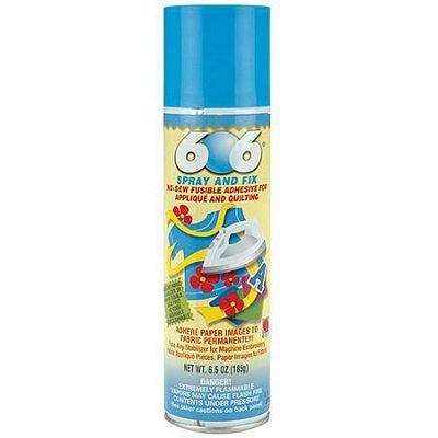 Spray Fusible Web 606 6oz