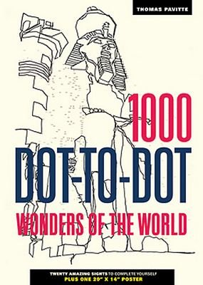 Wonders of the World 1000 dot-to-dot