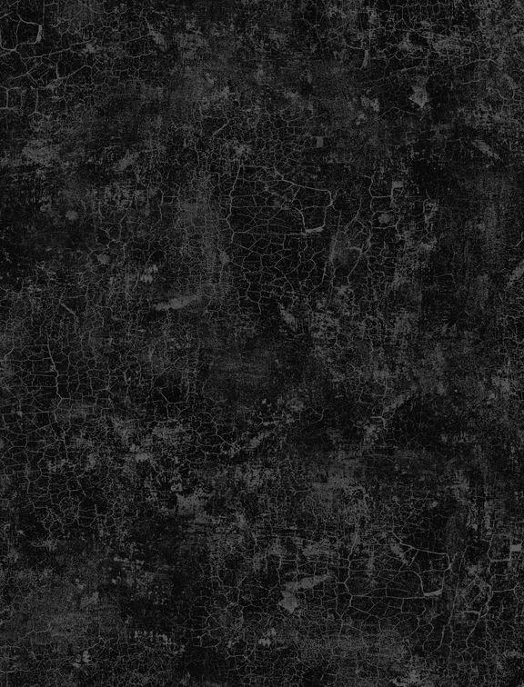 Essentials - Crackle Black 999