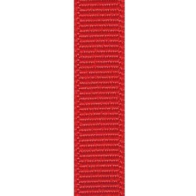 Grosgrain 3/8 Red