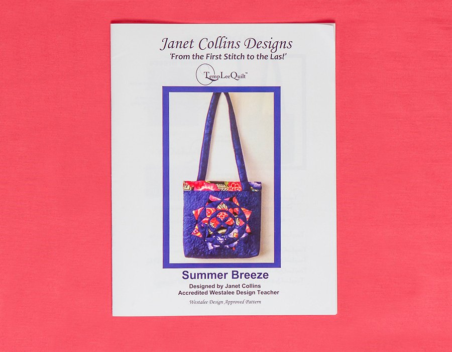 Summer Breeze bag pattern