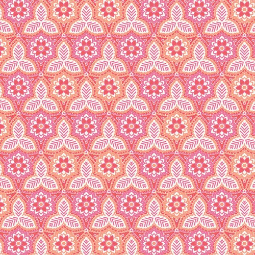 Summer Rhythms Sun from West Palm collection by Katie Skoog for Art Gallery Fabrics