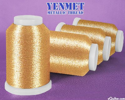 Yenmet Metallic 24 karat Gold 7001 500mspl