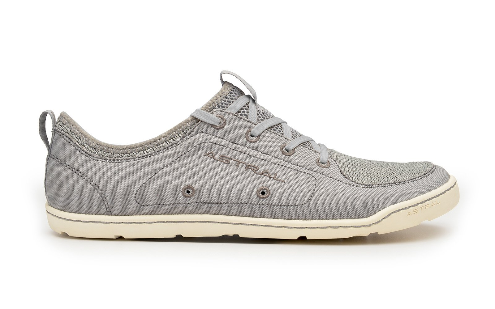 Astral Loyak Women's Water Shoes in Gray/White
