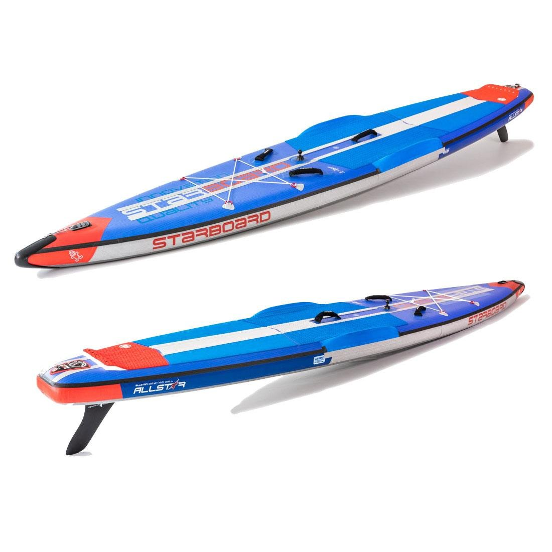 Starboard 2019 12'6 SUP Inflatable All Star Airline